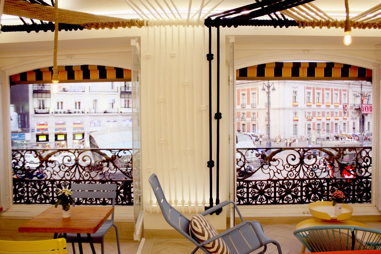 Rodilla Sol Madrid Estrella Damm Terraza Lounge Verano 17