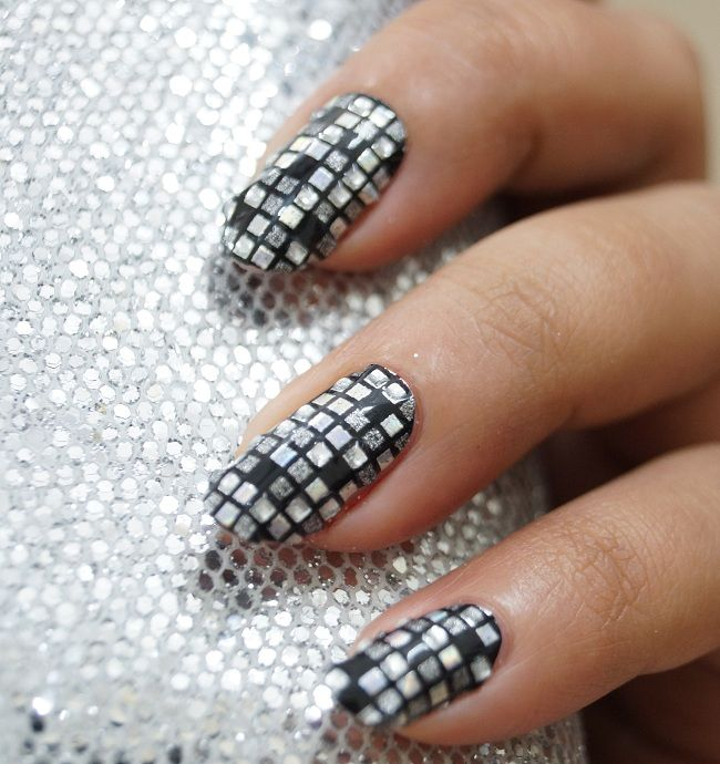 L\'Oreal Paris FashioNAILable Color Riche Le Nail Art Sticker Disco ...