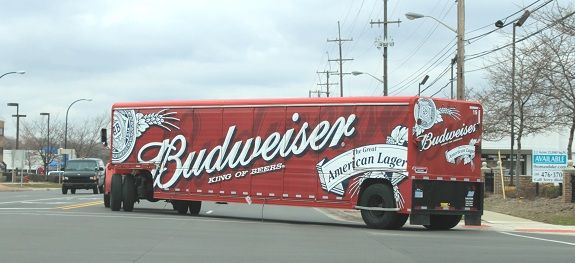 budweiser delivery jobs worlds first self driving truck shipment brings budweiser beer