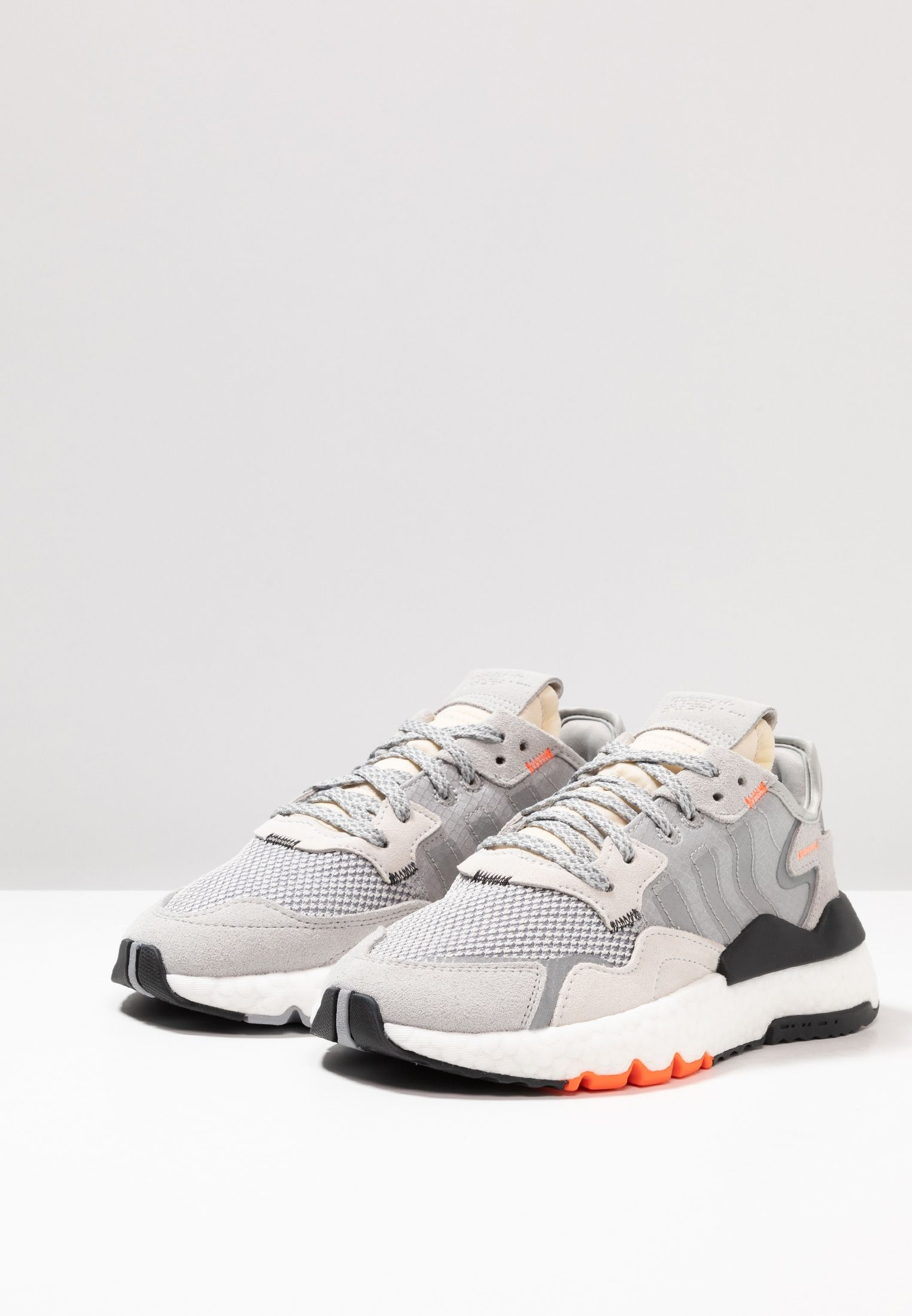 adidas Originals NITE JOGGER Sneaker low grey twosolid