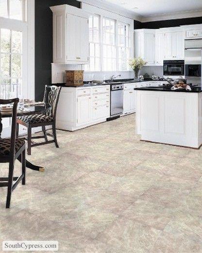 Kitchen Flooring, Vinyl