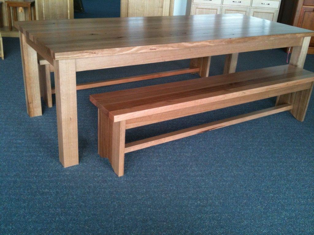 Natural tas oak range dining suite turners blackwood furniture