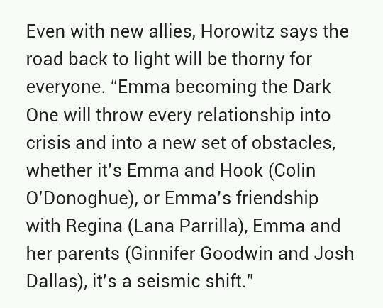 """""""The Magic Hour"""" An article on the new season of Once Upon a Time in SFX magazine October 2015"""