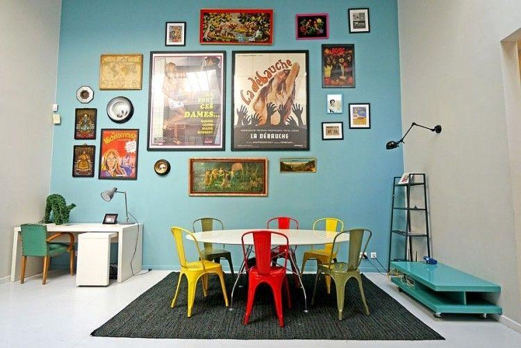 Décoration Salle À Manger Éclectique En 25 Photos Top ! | Chaises