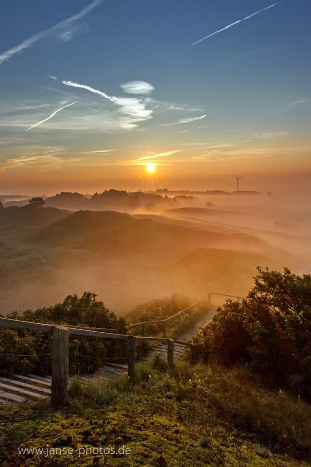 Sonnenuntergang Spiekeroog | Nordsee | Niedersachsen
