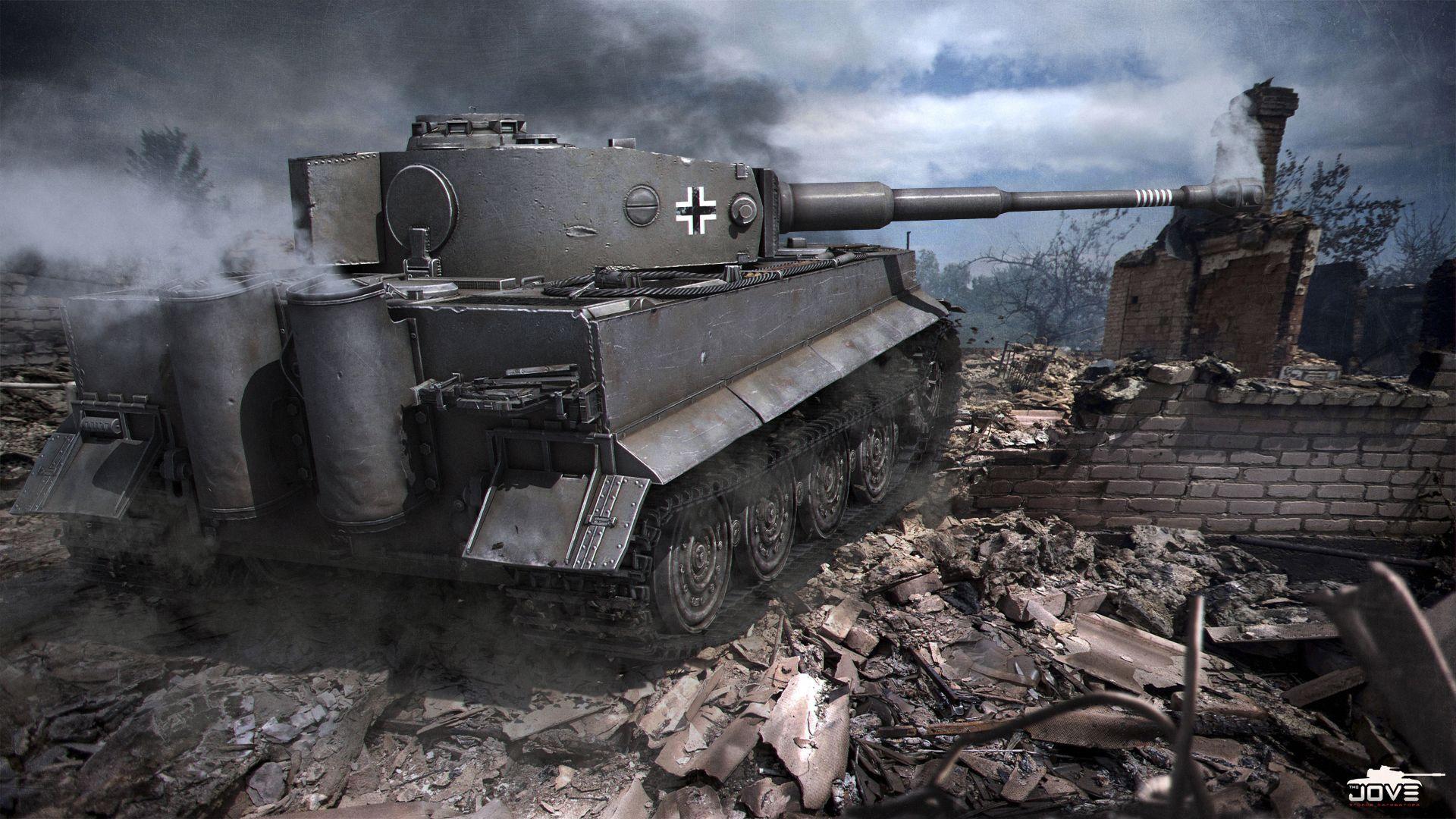 W.tiger World Of Tanks Tank HD Wallpapers 11 ...