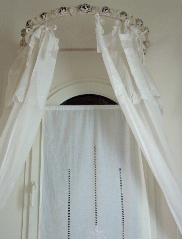 rideau pour ciel de lit hoze home. Black Bedroom Furniture Sets. Home Design Ideas