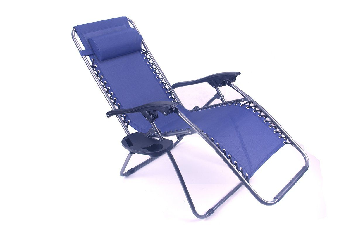 double lounge chair swing