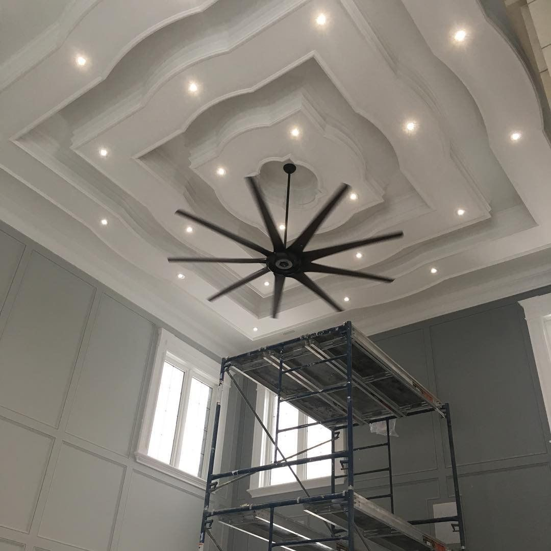 Ninety Nine Led Ceiling Fan Ceiling Design Modern Ceiling Design Living Room House Ceiling Design