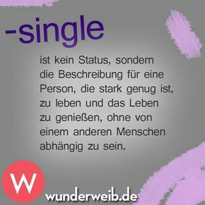Single frauen unglücklich