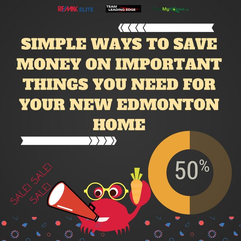 Simple ways to save money on important things you need for for Home need things