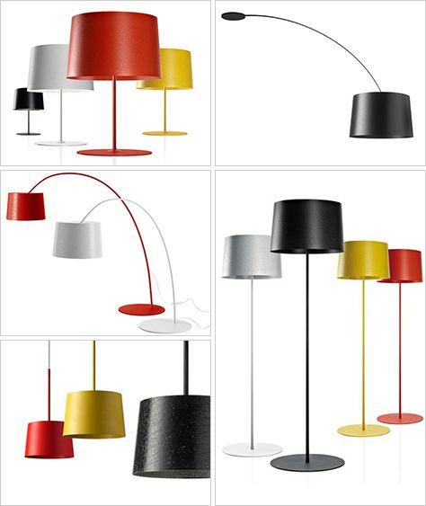 Foscarini Twiggy Floor Lamp is a modern must-have | Floor lamp ...