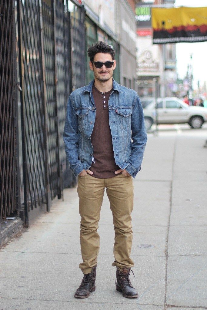 What to Wear With Brown Combat Boots Mens Combat Boots Fashion, Combat  Boots Style,