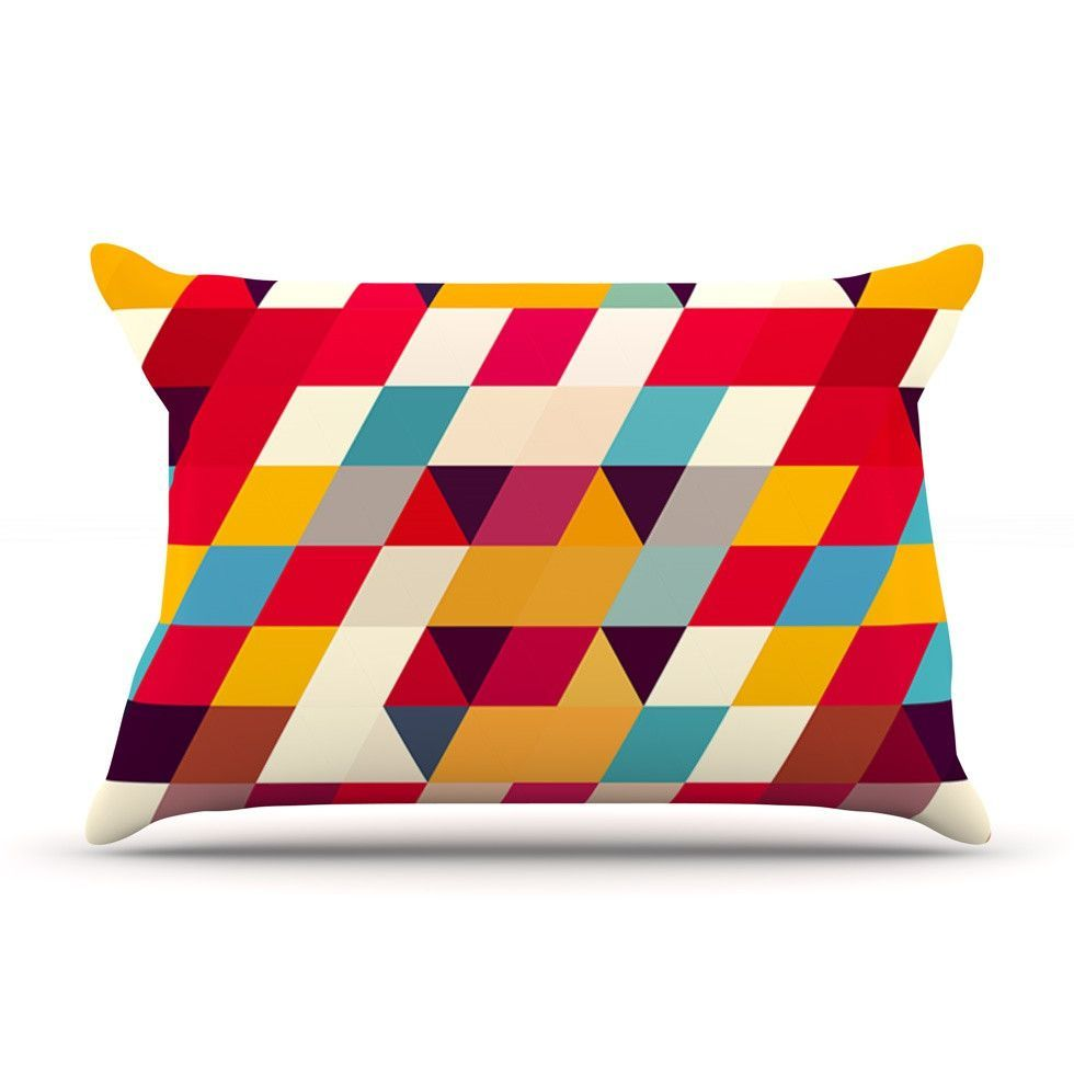 "Danny Ivan ""Kyoto"" Pillow Case"
