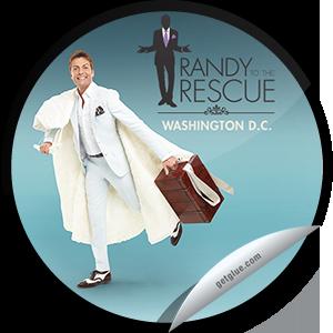 Steffie Doll's Randy to the Rescue: Washington D.C. Sticker   GetGlue