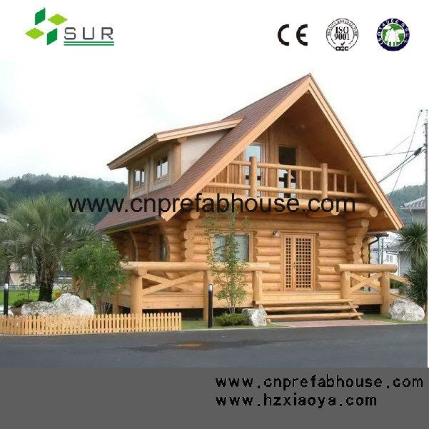 Source Prefabricated Wooden House Price/wooden House For