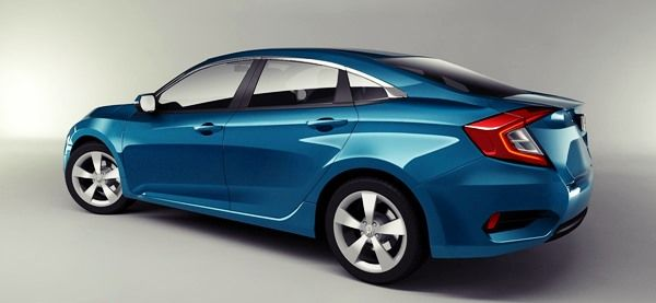 New Honda Civic Coming To Stan And India In 2017