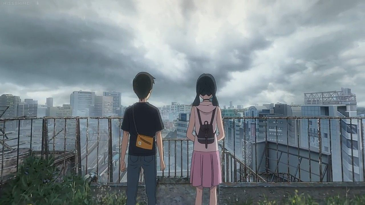 Pin by shapnil on Anime's in 2020 Kimi no na wa, Anime