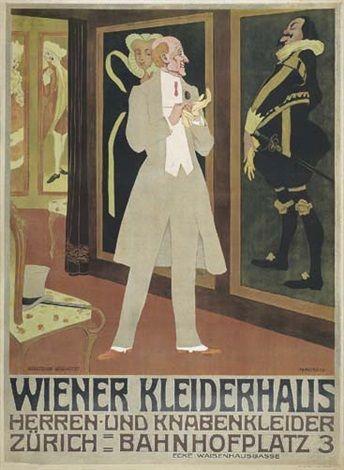 Adolf Karpellus, Wiener Kleiderhaus