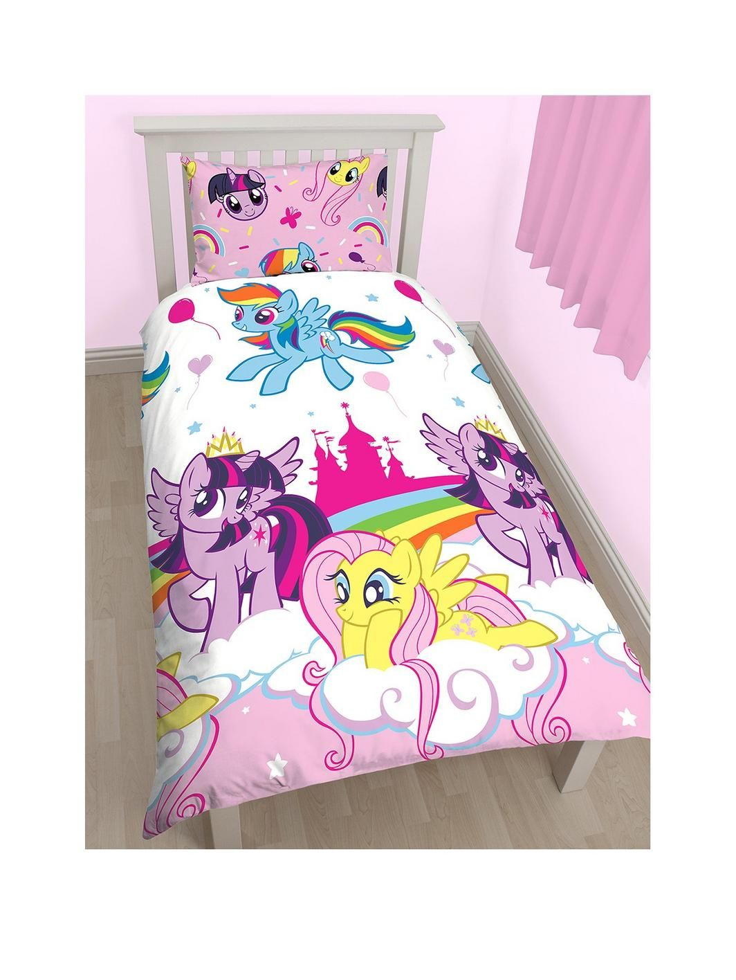 Copripiumino My Little Pony.Womens Mens And Kids Fashion Furniture Electricals More My