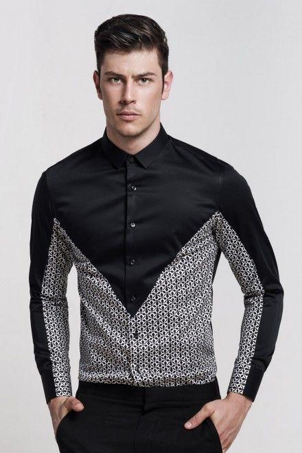 7d4d183b4b1e Designer Shirt by Adamist | Shirts | Mens designer shirts, Gents ...