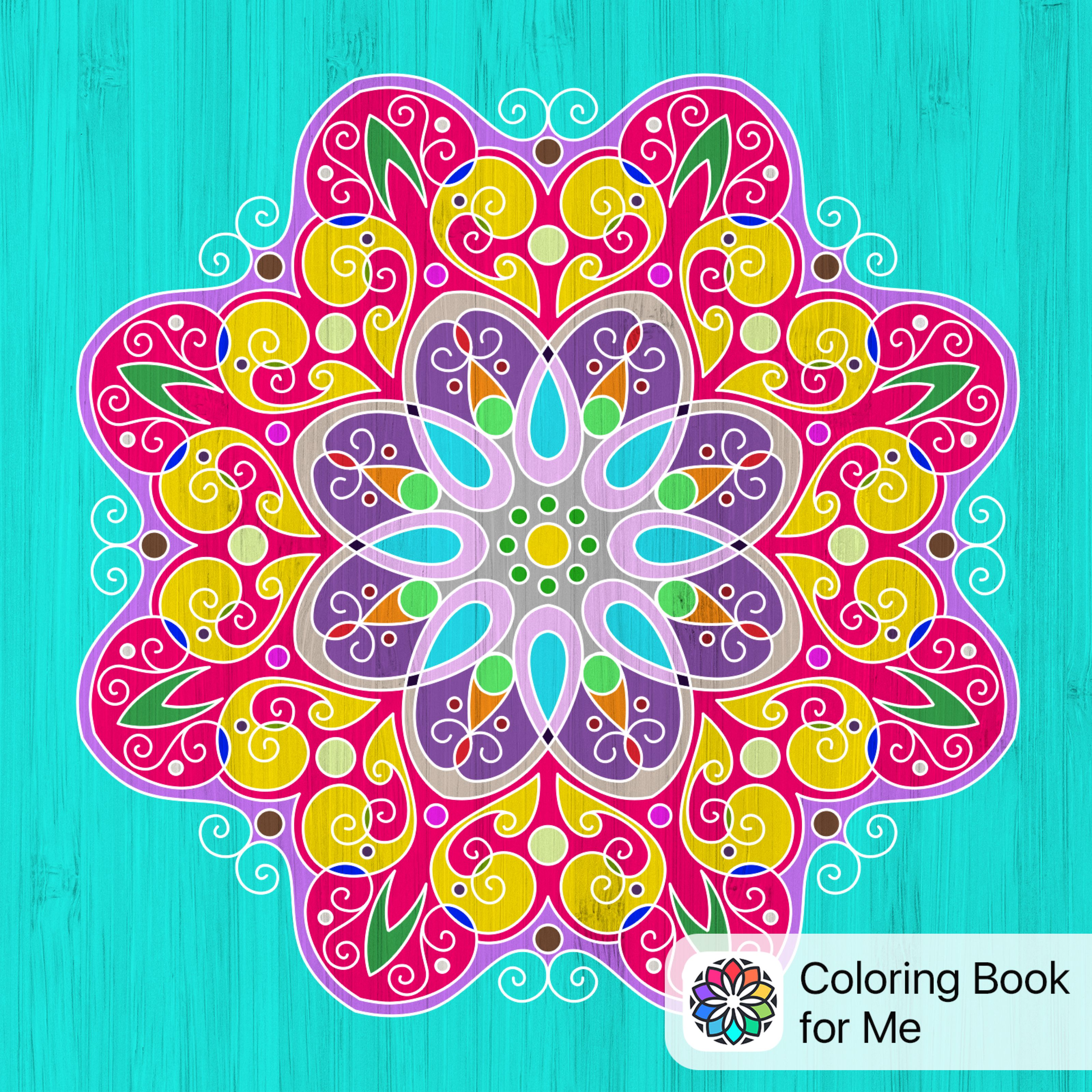 Colored With Coloring Book For Me Coloring Books Art Color