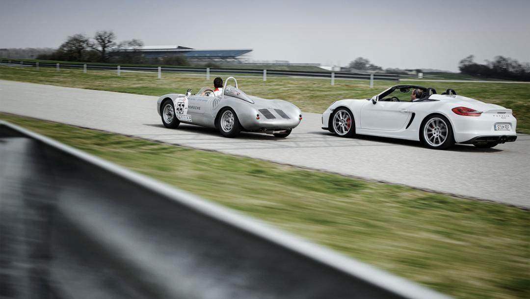 When Spyder meets Spyder | Mark Webber