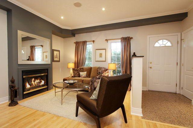 Living Room W Maple Floors Maple Floors Home Home Decor