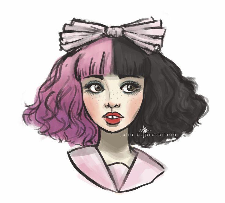 Melanie Martinez Dollhouse Drawing Easy