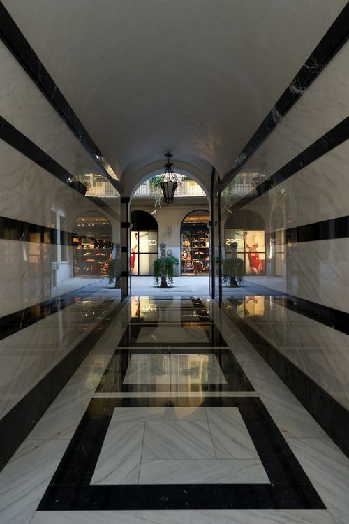 Marble Reflections, Milan, Italy