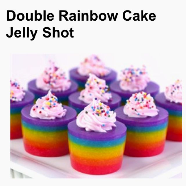 ... Sweet, Sassy and Sumptious~ | Pinterest | Recipe, Jello and Rainbows