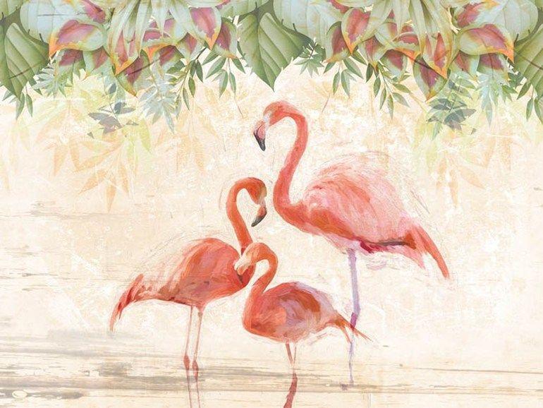 kataloge zum download und preisliste f r flamingos party by wallpepper tapete kollektion. Black Bedroom Furniture Sets. Home Design Ideas