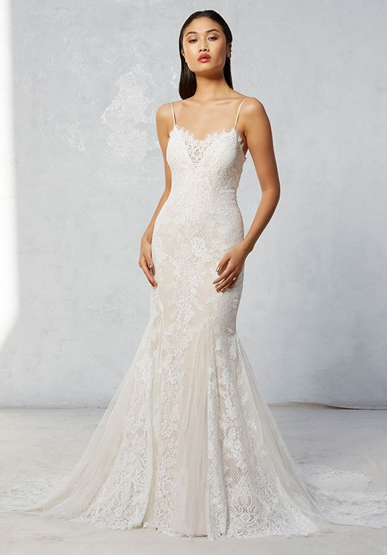 Ivy Aster Talia Mermaid Wedding Dress Available By Ointment At The English Dept In