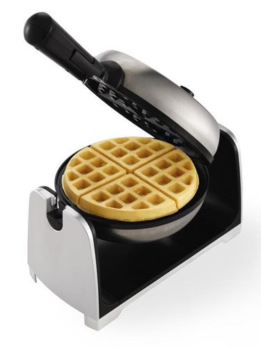 Budget Kitchen Makeover Waffles Flipping And Belgian Waffle Maker