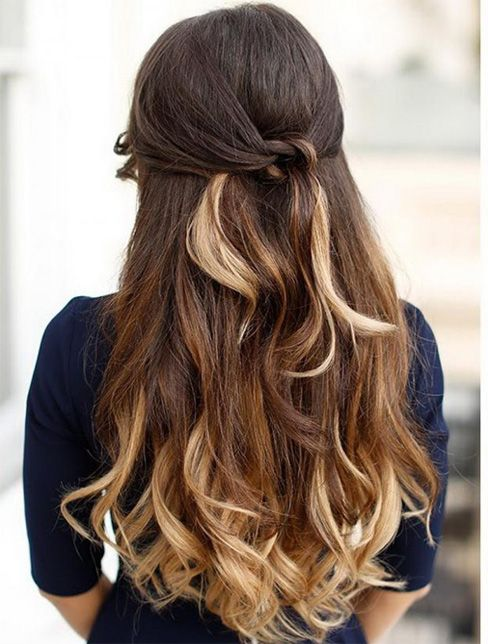 Gorgeous And Easy To Maintain Long Hairstyles 2015 2016 Hair