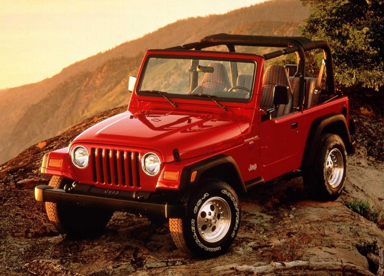 Gadkij 2015 Jeep Renegade 1997 Jeep Wrangler 1999 Jeep Wrangler Jeep Wrangler
