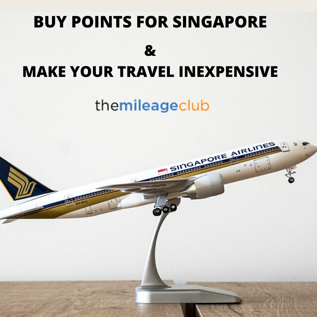 #Buypoints for #Singapore and get an #upgrade or #buy #freetickets. #Travel with Singapore, you get #freepoints on every #trip, only at #TheMileageClub Grab these #deals #today. #FlyWithMiles #Points #rewardpoints #cheaptickets #flighttickets #travelholic #traveling