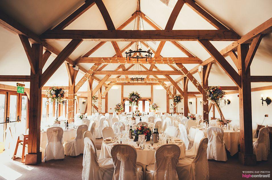 Sandhole Oak Barn Wedding Venue Breakfast