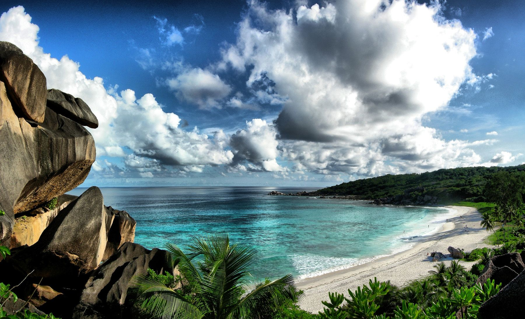 The Seychelles Islands are my dream vacation! Someday...