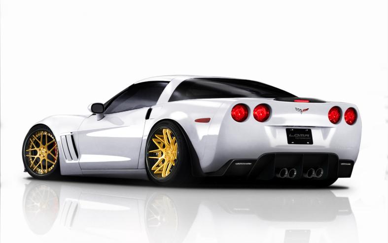 Super Wide Body Kits Loma 3 Wider Than Zr1 Corvette Forum