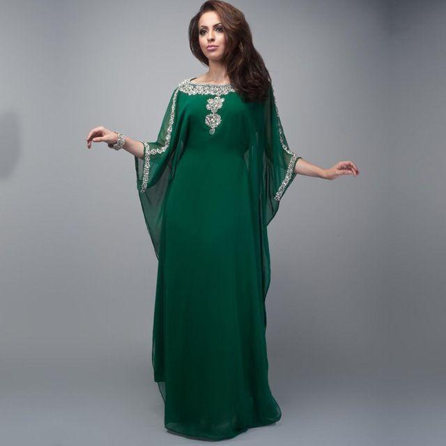 Modele robe arabe 2018