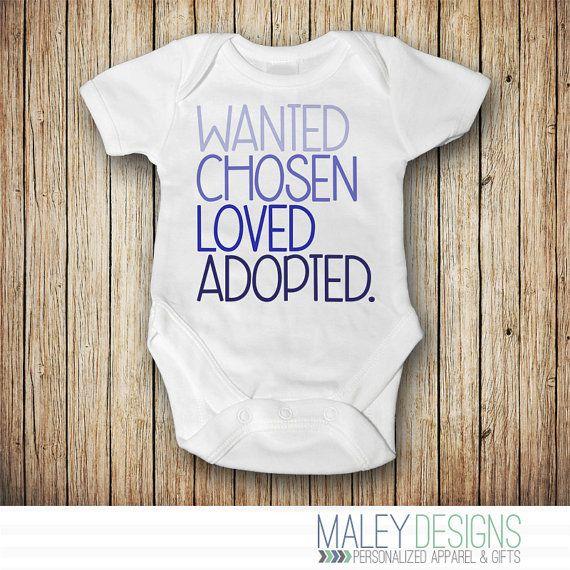 Adoption Announcement Onesie\u00ae- Baby Adoption Shower No Bump Still Pumped Adoption in Progress Due Date Onesie\u00ae Baby Reveal Bodysuit