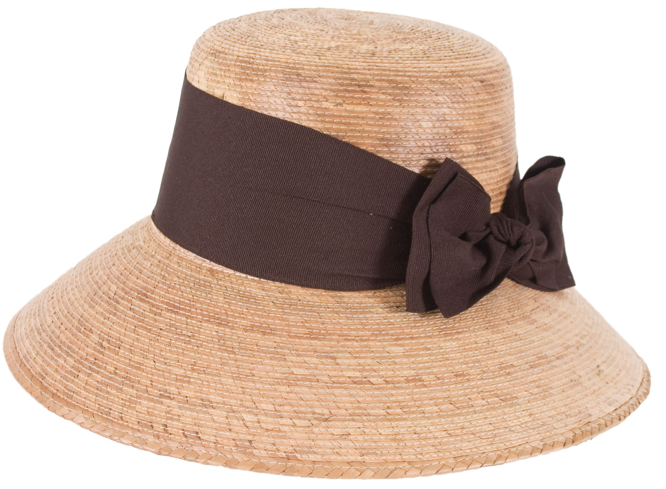 a162be6d New Authentic 81738 624D1 Tula Hats Gardener Lattice Palm Straw Wide