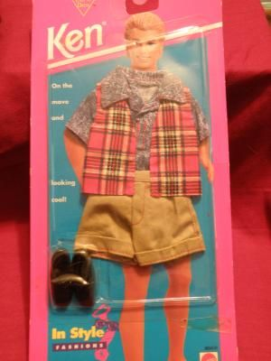IN STYLE FASHION FOR KEN DOLL