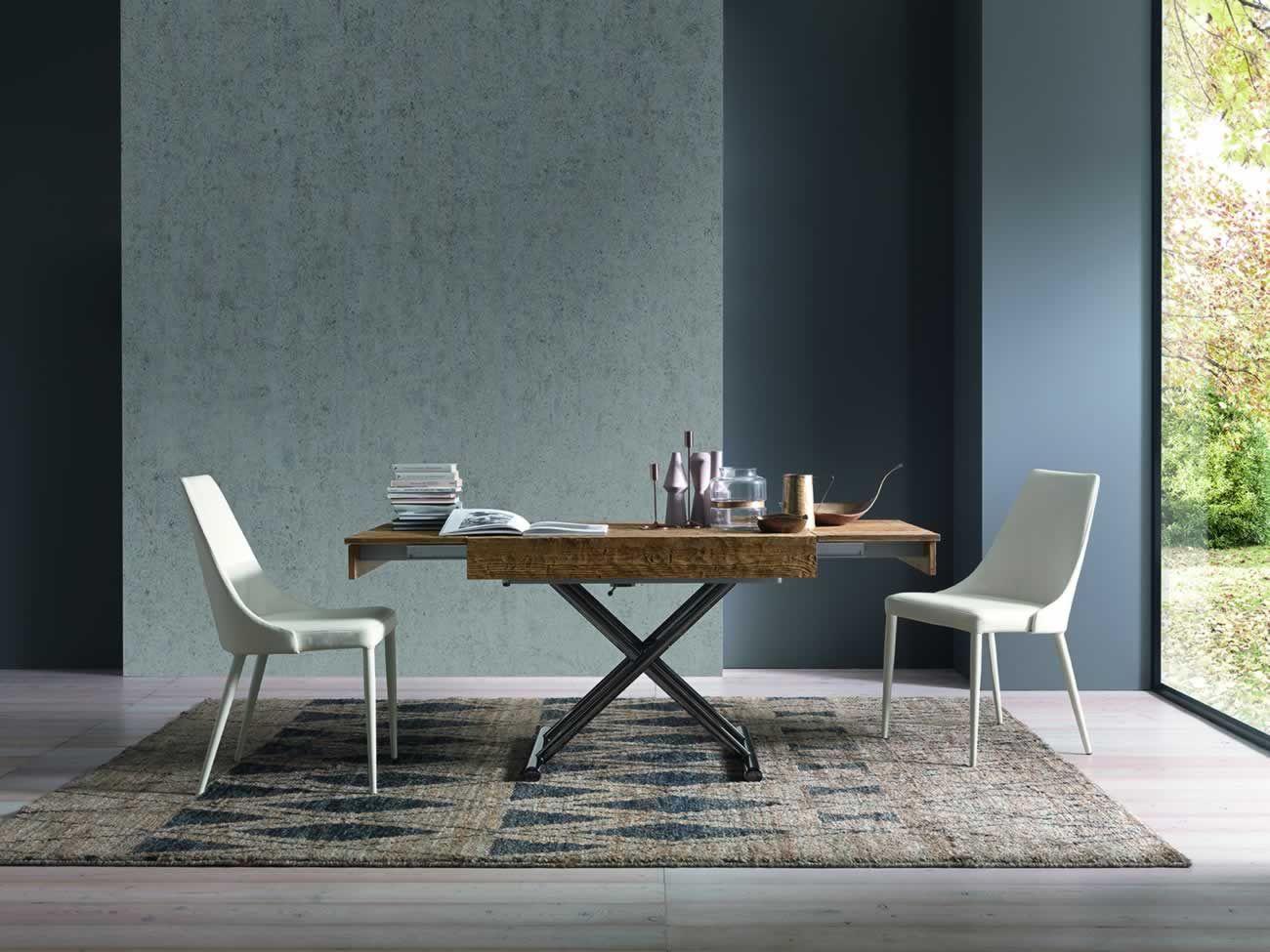 Tavolini trasformabili in tavoli da pranzo Tavoli da