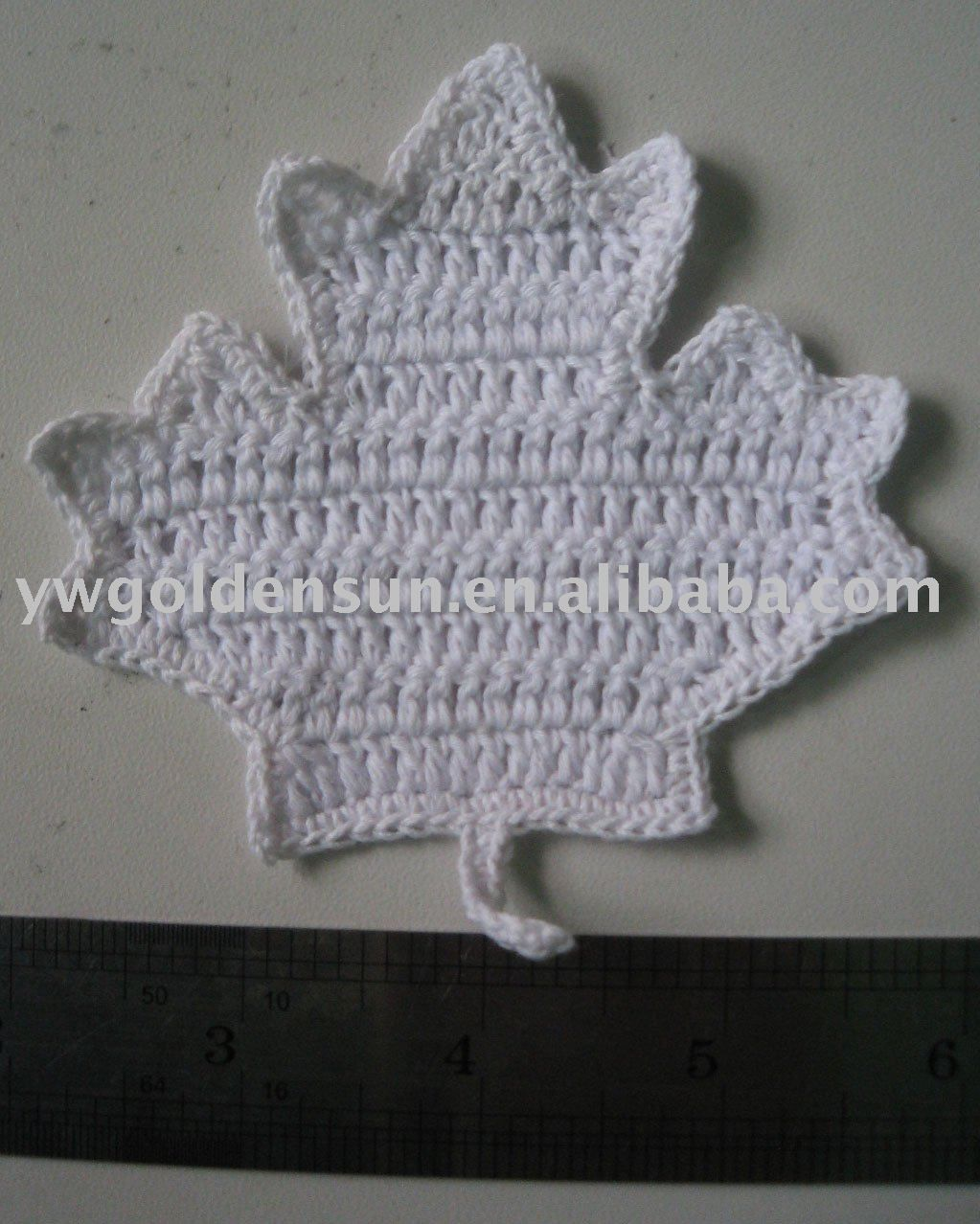 Free Maple Leaf Potholder Crochet Pattern | Crochet housewares ...