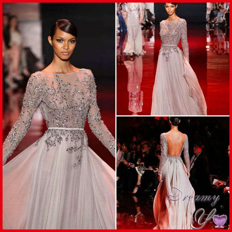 Beautiful Elie Saab dress | Fashion | Pinterest | Elie saab dresses ...