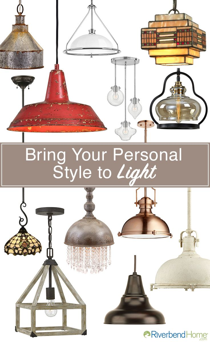 Lighting is such an important design element in your home. Choose a ...