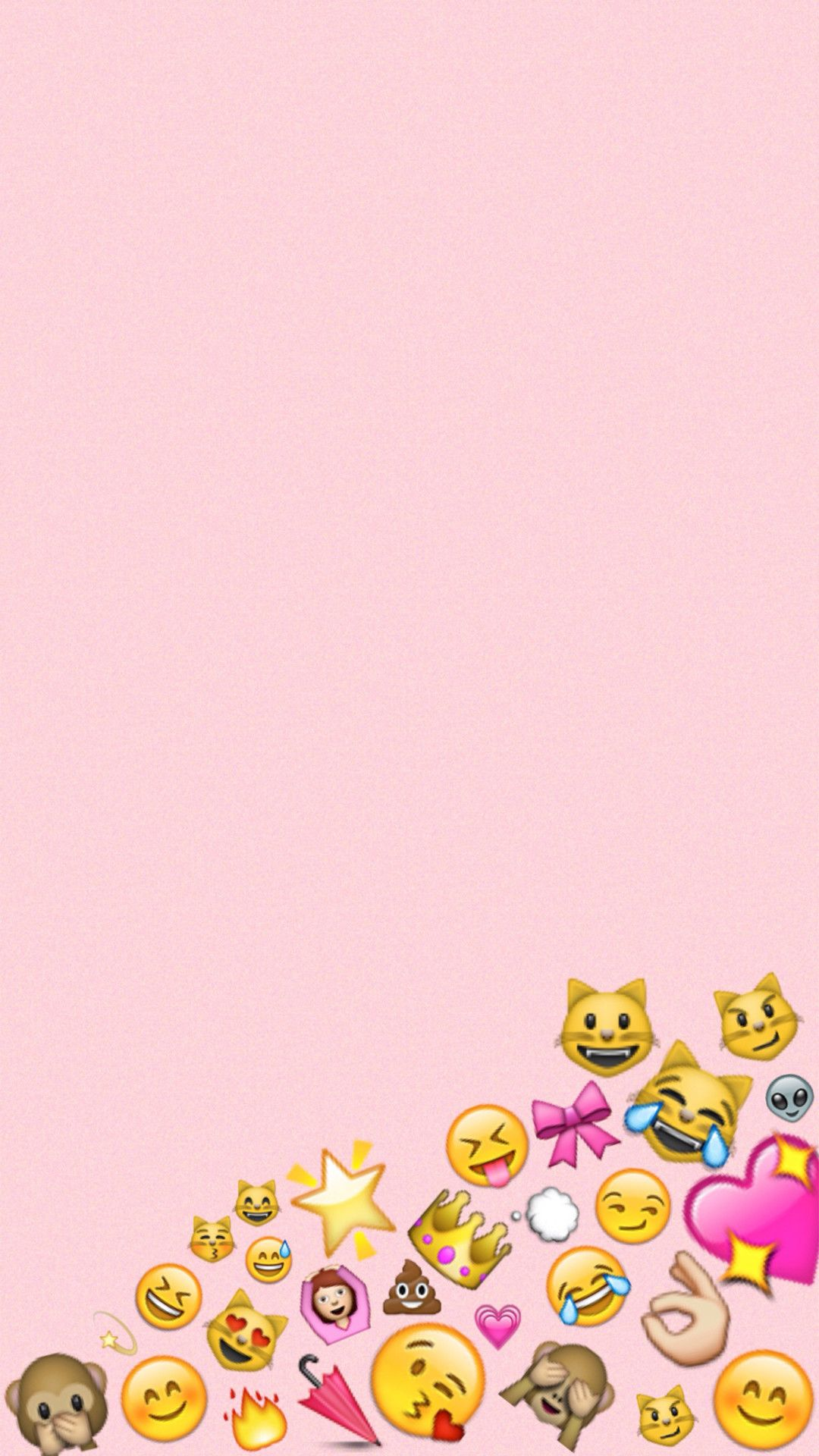 free download Super Girly Wallpapers 1080x1920 ios Emoji
