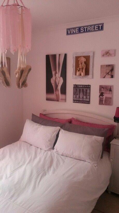 Ballerina bedroom #teenagegirlroomsdiypictures | Ballerina ...